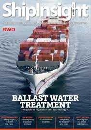 ballast water treatment by shipinsight issuu
