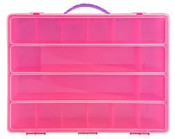 life made better toy storage organizer fits up to 30 figures