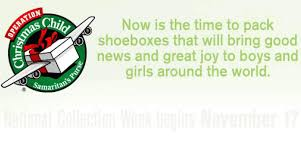 operation christmas child shoebox clipart 72