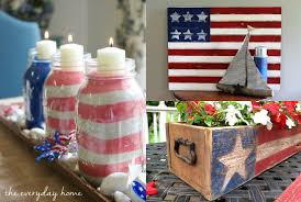 Summer Home Decor American Flag Crafts Farmhouse Decor All Summer Long The