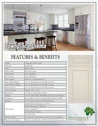top quality kitchen cabinet manufacturers forevermark townplace crema tq shaker rta solid birch all wood kitchen cabinets ebay