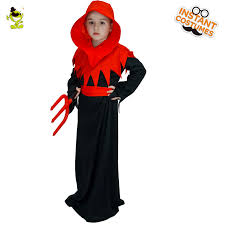 Devil Halloween Costumes Kids Horror Costumes Boys Promotion Shop Promotional Horror