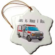 humorous ornaments