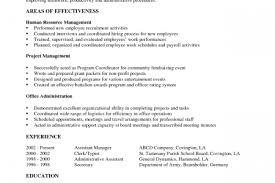 Administrative Officer Resume Sample by Fire Chief Resume Template Reentrycorps