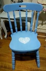 Teal Kitchen Chairs by 30 Best Blues Images On Pinterest Greek Blue Painted Furniture