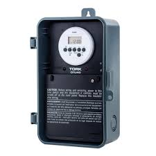 Westek Outdoor Timer by Tork Timers Dimmers Switches U0026 Outlets The Home Depot