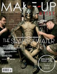 magazines for makeup artists feb mar 2018 issue 130 make up artist magazine