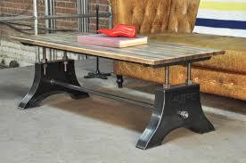 coffee tables attractive vintage coffee table handmade oak