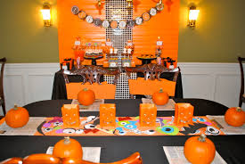 Halloween Appetizers For Kids Party by Sweet Not Spooky Halloween Party Activities
