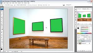 tutorial photoshop cs3 videos photoshop basics working with the vanishing point filter in