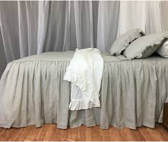 Light Grey Bedspread by Annloren Gray Geometric Heart Tunic Leggings Infant Ruffle Grey