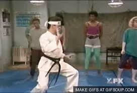 imagenes gif karate karate gif find share on giphy