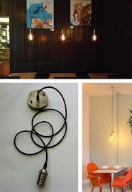 hanging light not hardwired wooden pendant light custom handmade hanging light vintage