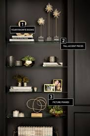 Bookcase Decorating Ideas Living Room Best 25 Black Bookcase Ideas On Pinterest Book Shelf Decorating