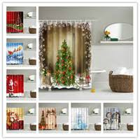 Santa Curtains Wholesale Bathroom Curtains Buy Cheap Bathroom Curtains From