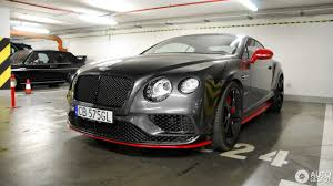 bentley continental 24 the cars bentley continental gt speed black edition 2016 24 july 2017