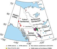 Cordova Alaska Map by How Did Hydraulic Fracturing Operations In The Horn River Basin