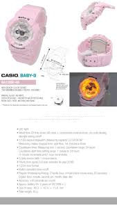 Beach Color by Casio Baby G New Beach Color Series Watch Ba110be 4a Ebay