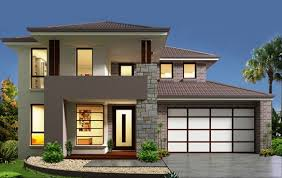 contemporary floor plans for new homes modern house plans nsw