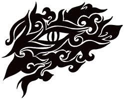 tribal eye design 1 by soul vessel on deviantart