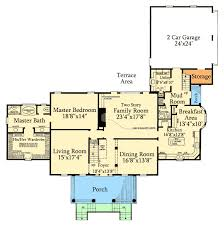 family room floor plans colonial home with 2 family room 32562wp architectural