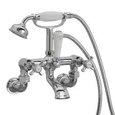 enki wall mount shower mixer taps bath filler traditional cross enki wall mount shower mixer taps bath filler traditional cross handle eton