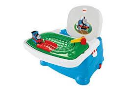fisher price thomas the train table amazon com fisher price thomas friends thomas tray play booster