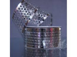 honeycomb ribbon 9 metallic 1 2 honeycomb ribbon
