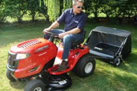riding mower attachment buying guide