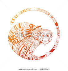 fire monkey stock images royalty free images u0026 vectors shutterstock