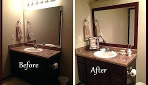 Mirror Trim For Bathroom Mirrors Bathroom Mirror Edging Custom Bathroom Mirrors Animal Print Animal