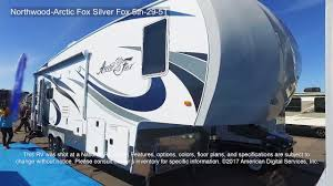 northwood arctic fox silver fox 5th 29 5t youtube