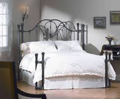 Iron King Bed Frame Wrought Iron Headboard Ideas And King Size Beds
