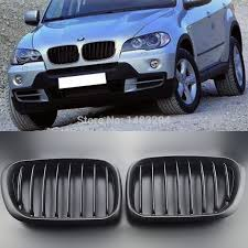 matte bmw aliexpress com buy matte black brand new grill kidney covers pre