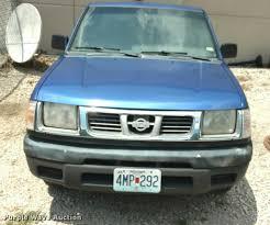 nissan frontier airbag light 1999 nissan frontier se pickup truck item da5630 sold a