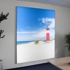 led picture frame light led stretch frame light box vkf renzel