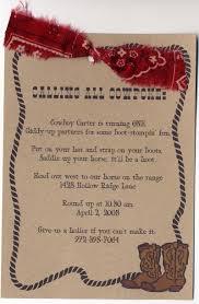 Cowboy Christmas Party Invitations - best 25 cowboy party invitations ideas on pinterest horse theme