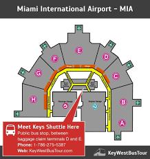 Florida Airport Map Fort Lauderdale Airport Parking Map Ft Lauderdale Airport