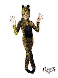 Halloween Costumes Cat Cheetah Cat Child Costume Cat Costumes