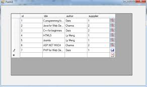 Delete From Table Sql C Tutorial Add Delete And Edit Rows In Datagridview