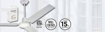 Intertek Ceiling Fan by 7812700 Industrial 56 Inch Three Blade Indoor Ceiling Fan White