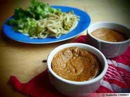 patate douce cuisine mini flans à la patate douce recette de cuisine