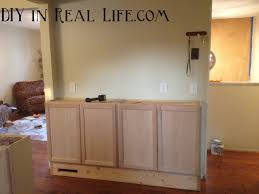 B Board Kitchen Cabinets Diy Bar Cabinet And Build A Bar Out Of Kitchen Cabinets Kitchen