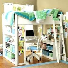 bed and desk combo full size loft bed with desk loft bed with steps remarkable low loft