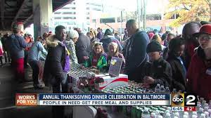 local veterans get a thanksgiving meal for the holidays abc2news