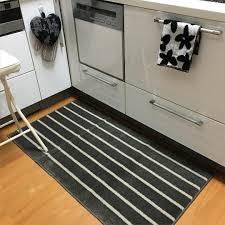 Non Slip Mat For Laminate Flooring Affordable And Stylish Floor Mats For Kitchen Areas Buungi Com
