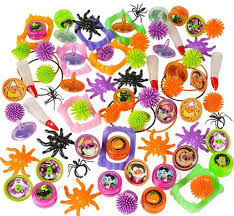 Halloween Corporate Gifts by Amazon Com Halloween Toy And Novelty Assortment 50 Pc Toys U0026 Games