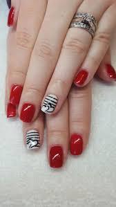 beautiful bow nail art designs