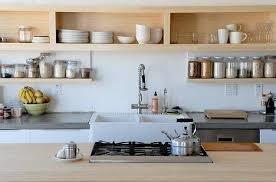 ideas for shelves in kitchen kitchen shelves ideas slucasdesigns
