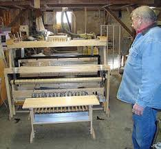 Bench Loom Macomber Looms And Me December 2009